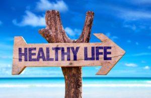 Une vie saine sport et alimentation santé