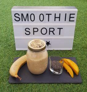 Smoothie sport